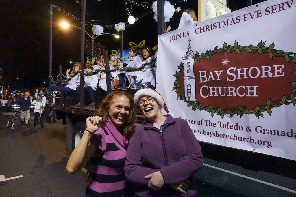 Serve the church parade image