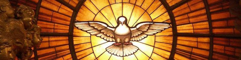 Pentecost window